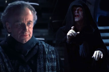 darth sidious - palpatine