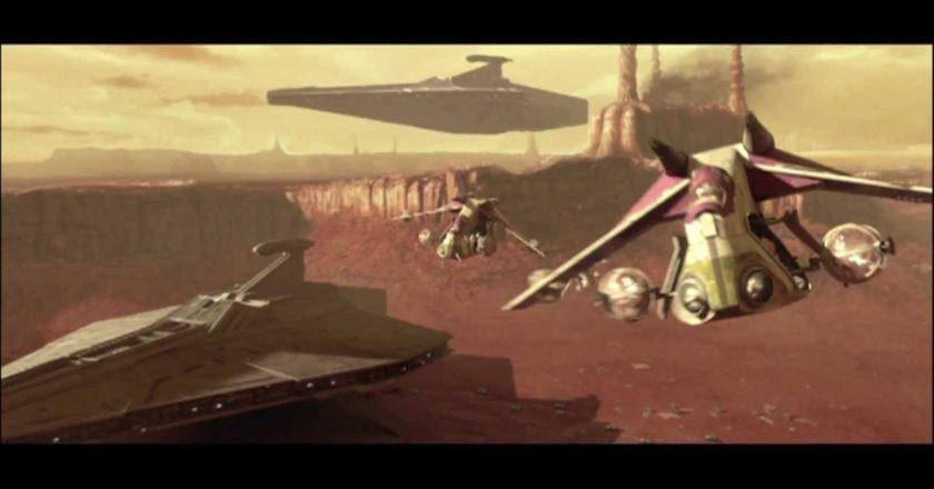 epizóda 2 - klony útočia