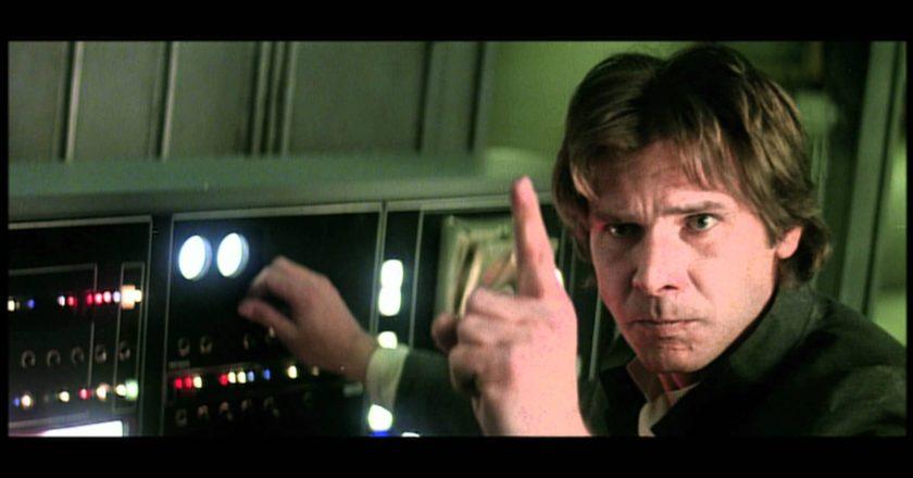 epizóda 5 - impérium vracia úder - Han Solo