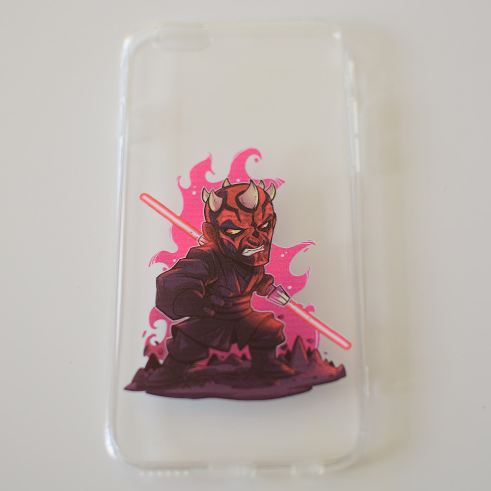 obal na iphone darth maul