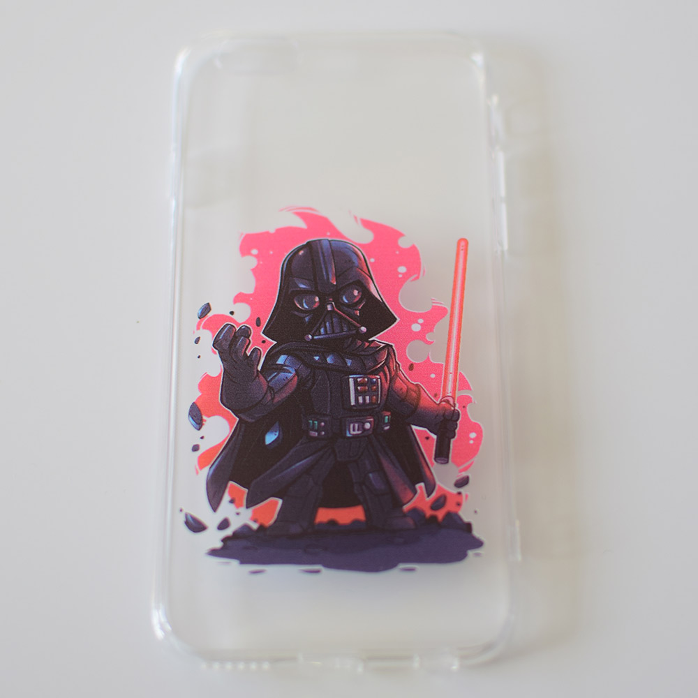 obal na iphone darth vader
