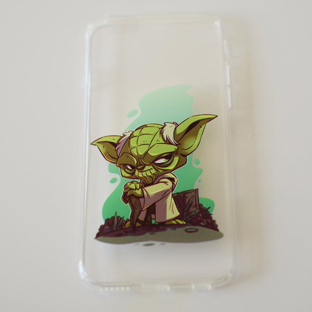 obal na iphone yoda
