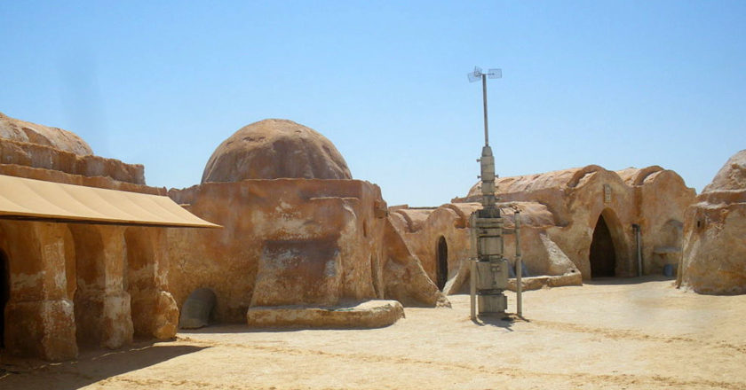 planéta Tatooine