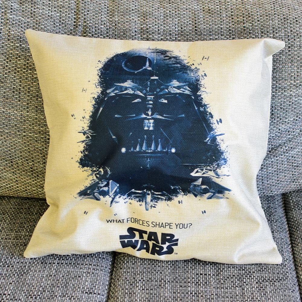 obliečka na vankúš Darth Vader