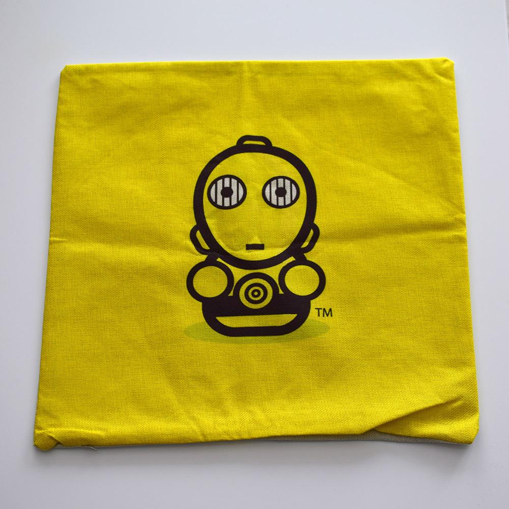 obliečka na vankúš C3PO
