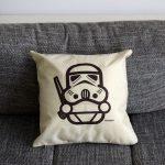 Obliečka na vankúš Stormtrooper