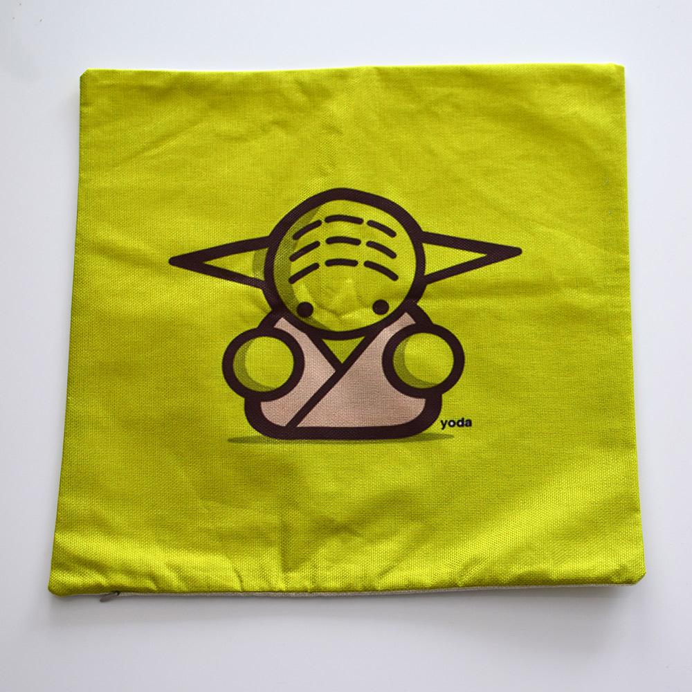 obliečka na vankúš Yoda