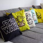 Obliečka na vankúš Star Wars