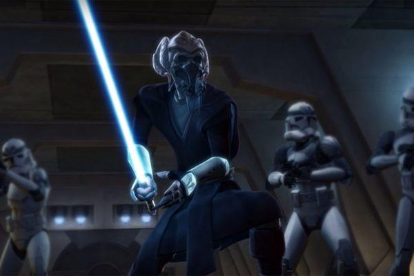 Plo Koon - rytier Jedi