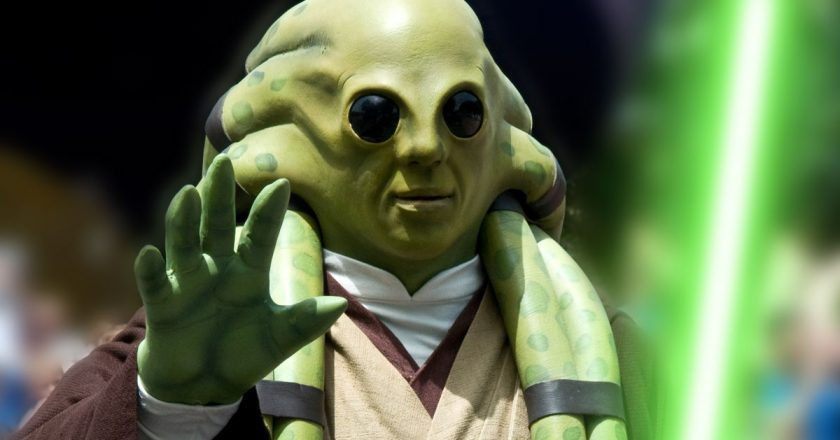 Kit Fisto - Jedi rytier