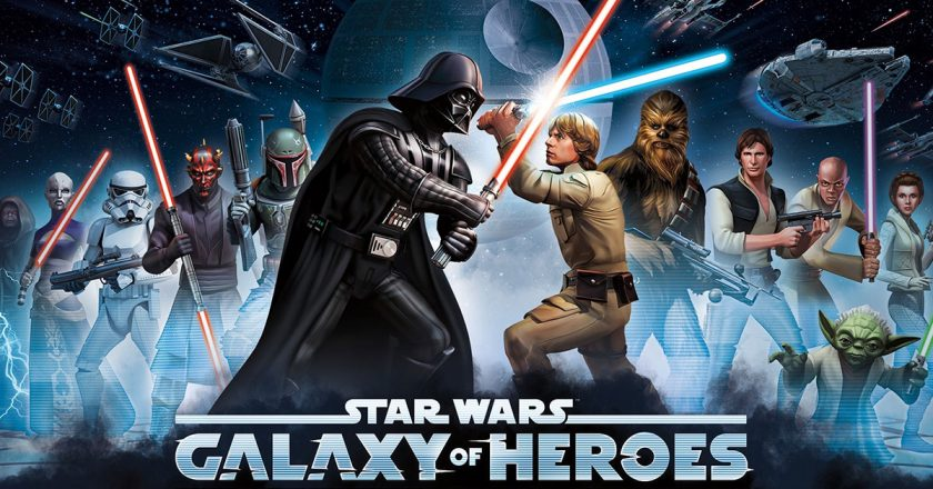 hra Star Wars - Galaxy of Heroes
