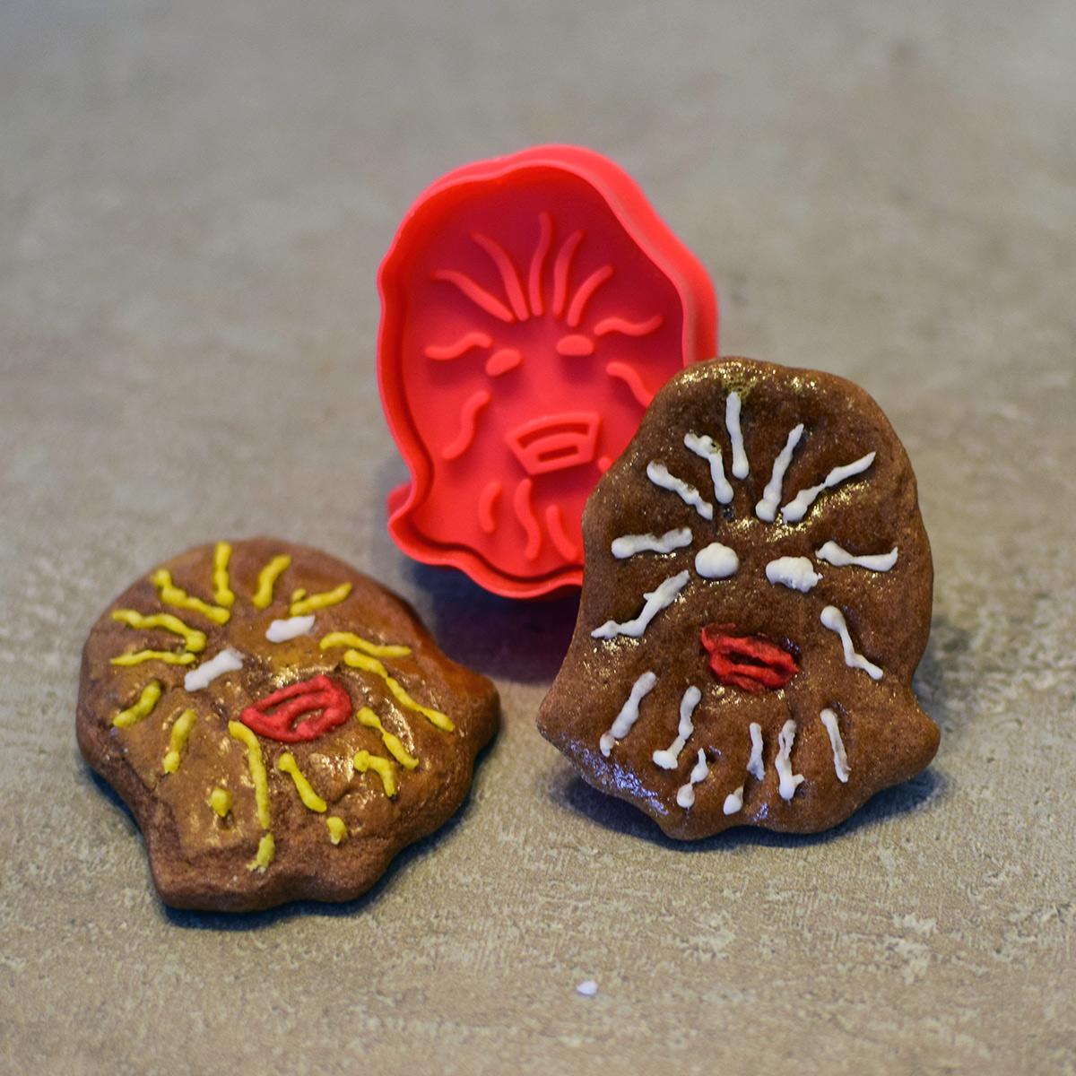 forma na pečenie - chewbacca