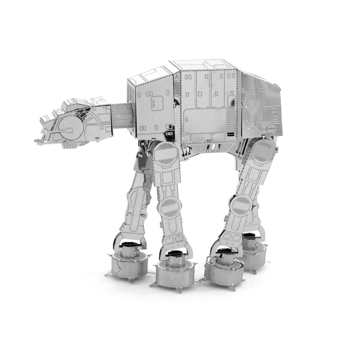 Kovový model AT-AT walker