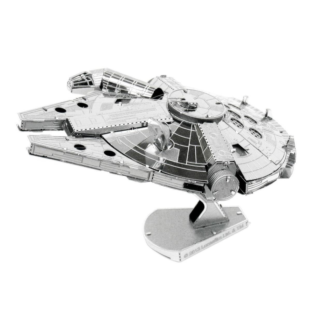 Kovový model - Millenium Falcon