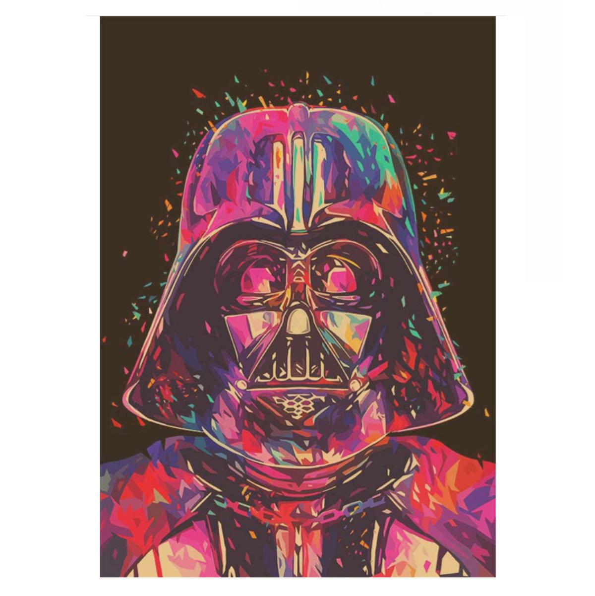 plagát Darth Vader
