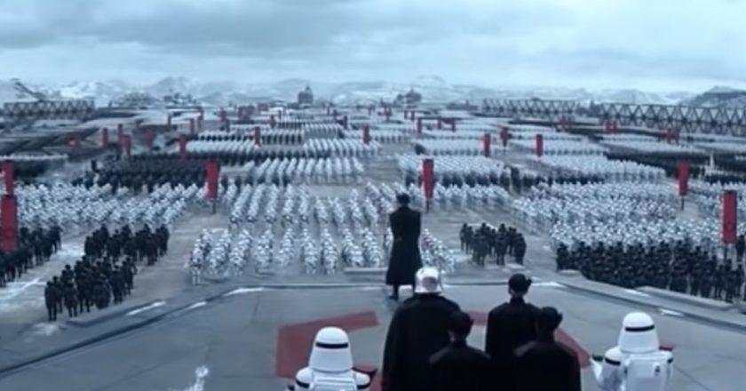 First Order - prvý rád
