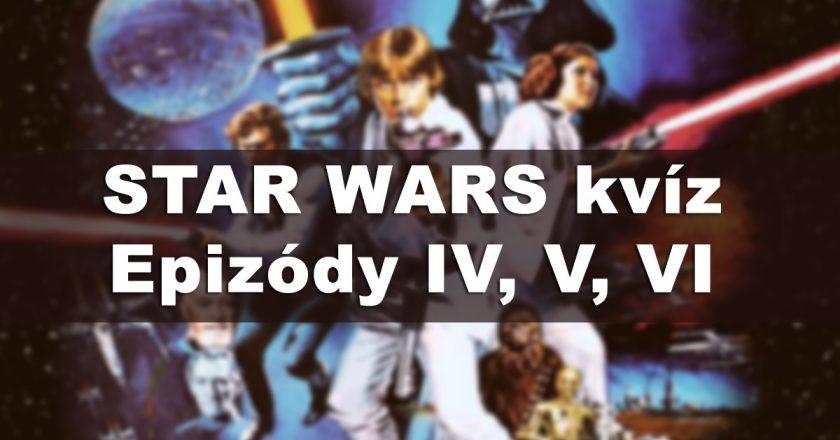 star wars kvíz - originálna trilógia