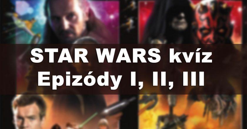 star wars kvíz prequel trilógia