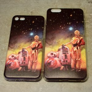 iPhone obal droidi Star Wars
