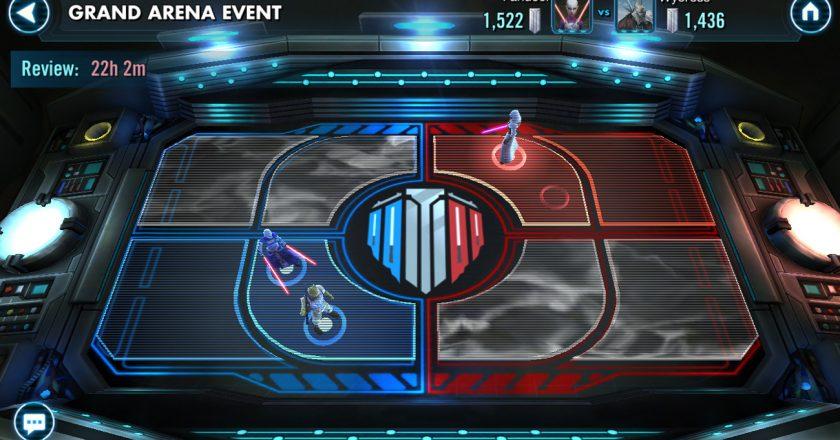 grand arena - territory war