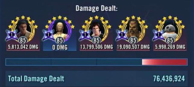 Zeta Finn a C-3PO sith raid P3